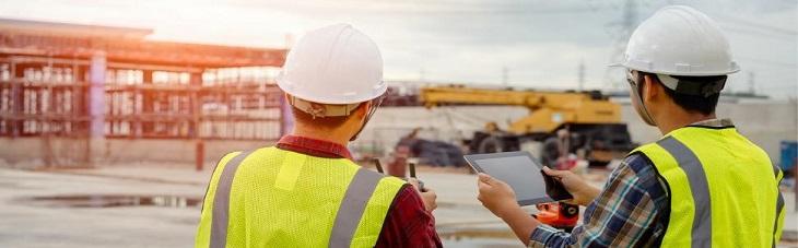 Contrôle et inspection dans le secteur Construction et bâtiment